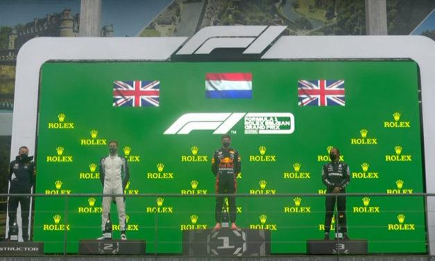 F-1: Verseny nélkül is nyert Verstappen