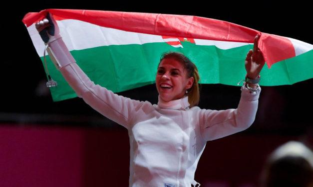 Paralimpia: Veres Amarilláé az első magyar arany!