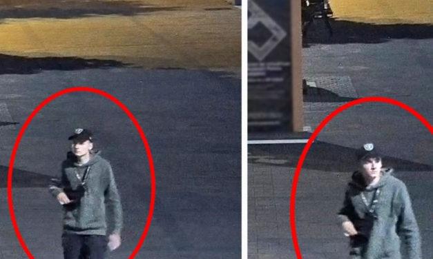 Ezt az állatkínzó férfit keresik a fehérvári rendőrök