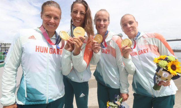 Olimpia: Kozák a négyessel megszerezte hatodik aranyát!