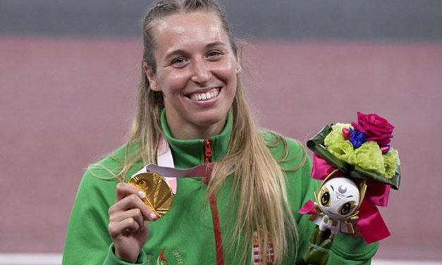 Paralimpia: Ekler Luca világcsúccsal aranyérmes