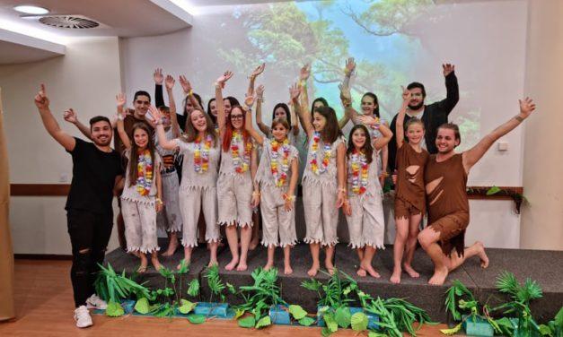 Dzsungel könyve: vastaps Zsigmond Lala csapatának