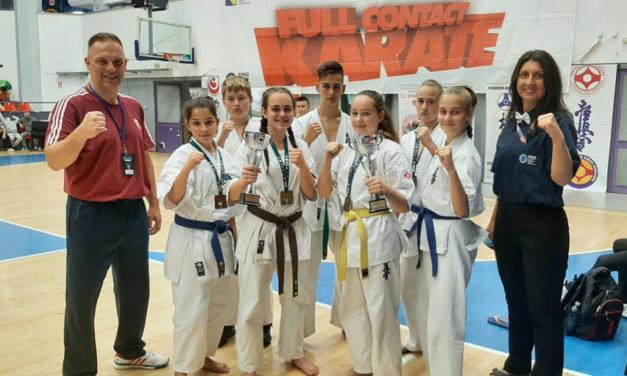 Vértesi karate sikerek itthon és határon túl